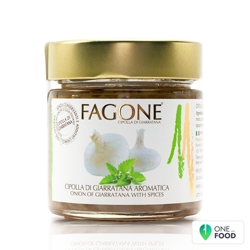 Cipolla Di Giarratana Aromatica
